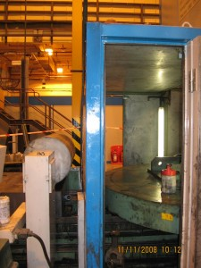 BAE Systems Metal Press